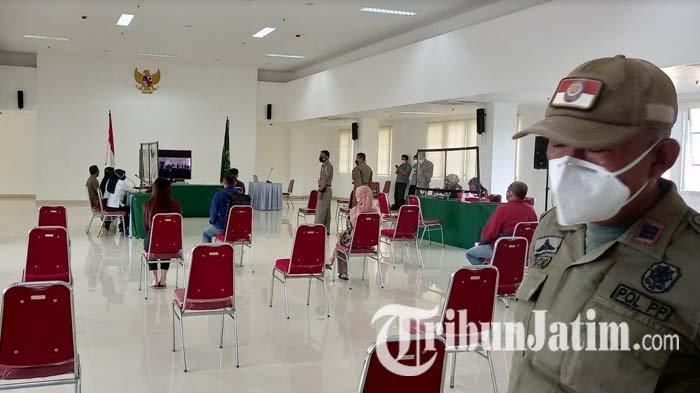 26 Pelaku Usaha di Kota Malang Jalani Sidang Tipiring, Wali Kota Sutiaji: Biar Ada Efek Jera