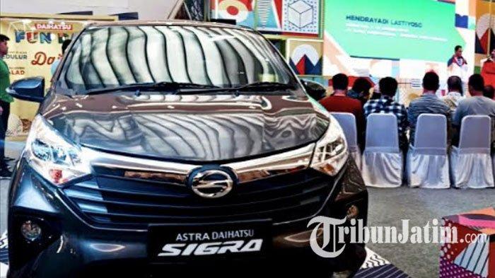 Penjualan Daihatsu Bertahan di Nomor 2 Pasar Otomotif Nasional, Sigra Jadi Tulang Punggung