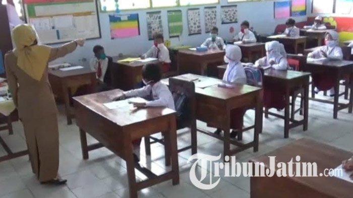 Dinas Pendidikan Kabupaten Madiun Siap Gelar Pembelajaran Tatap Muka Sesuai Protokol Kesehatan