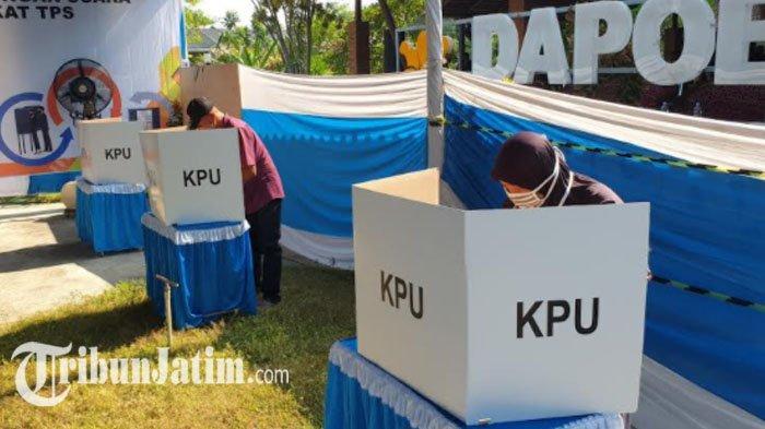 Gencar Sosialisai Tekan Golput, KPU Kabupaten Mojokerto Targetkan 77% Pemilih di Pilkada 2020