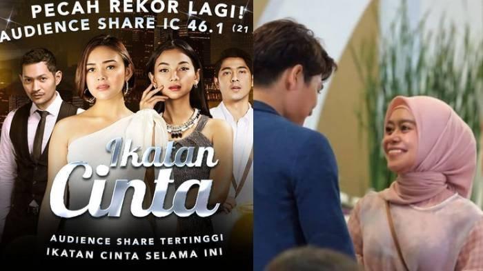 Beda Nasib Ikatan Cinta Masih Kokoh di Puncak Perolehan Rating, Mini Seri Leslar Tak Masuk 10 Besar