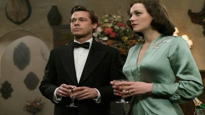 Sinopsis Film Allied, Dibintangi Brad Pitt dan Marion Cotillard, Malam Ini di Trans TV Jam 19.30 WIB