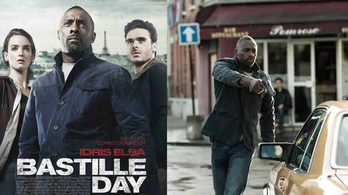 Sinopsis Bastille Day, Dibintangi Idris Elba dan José Garcia, Malam Ini di Trans TV Pukul 21.30 WIB