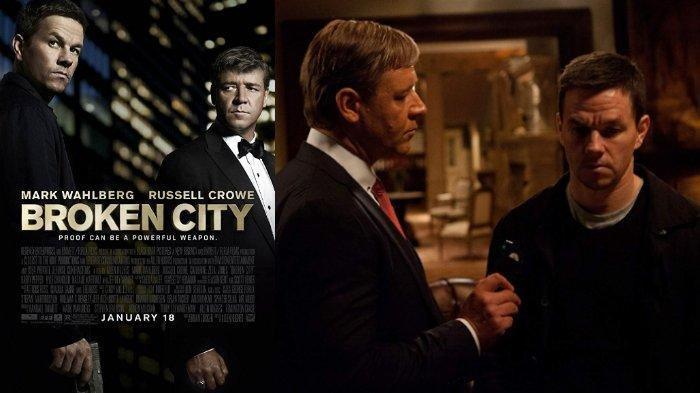 Sinopsis Film Broken City, Dibintangi Mark Wahlberg, Malam Ini di Bioskop Trans TV Pukul 23.30 WIB