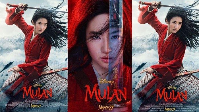 Sinopsis Film Disney Mulan, Genre Action & Diangkat dari Animasi Disney Mulan, Tayang 27 Maret 2020
