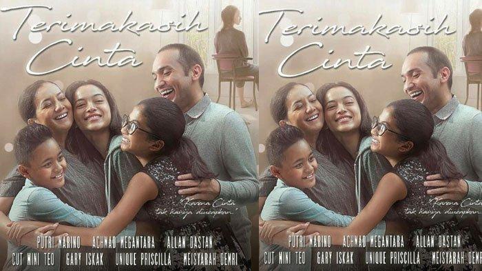 Sinopsis Film 'Terimakasih Cinta' yang Diangkat dari Kisah Nyata, Tayang di Bioskop 17 Januari 2019