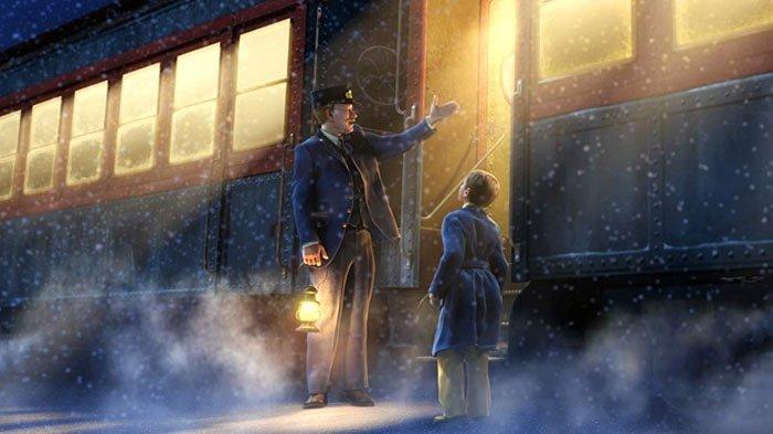 Sinopsis Film The Polar Express 2004 Film Keluarga Untuk Sambut Natal 2019 Dan Tahun Baru 2020 Tribun Jatim