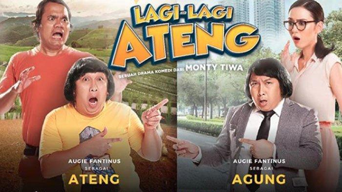 Sinopsis Lagi Lagi Ateng, Film Drama Komedi yang Mengajarkan Betapa Pentingnya Arti Sebuah Keluarga