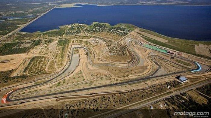 Sirkuit MotoGP Termas de Rio Hondo Argentina Terbakar Hebat, Petugas Sampaikan Kondisi Terakhir