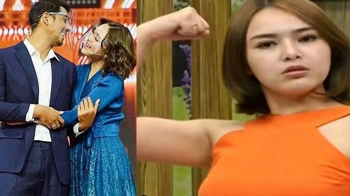 Sisi Lain Amanda Manopo, Biasanya Anggun di Ikatan Cinta, Istri Al Kini Perlihatkan Lengan Berotot