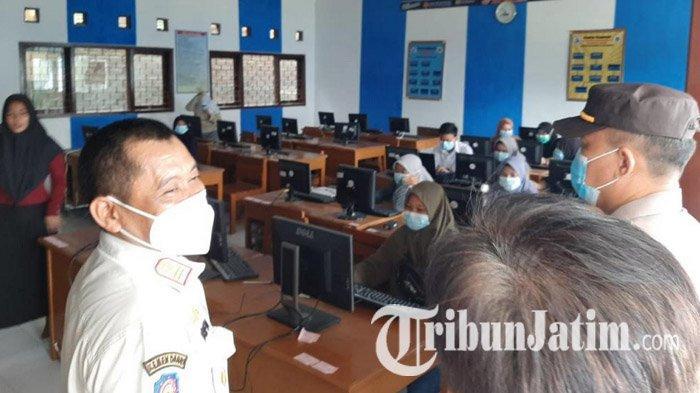 Satpol PP Hentikan Praktik Tatap Muka di Dua Sekolah di Tulungagung, Bermula dari Aduan Masyarakat