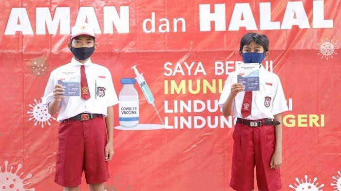 Pembelajaran Tatap Muka Terbatas 19 Sekolah Kota Kediri, Abdullah Abu Bakar Imbau Disiplin Prokes
