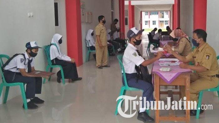 Jelang Penutupan Pendaftaran, PPDB Jalur Zonasi Tingkat SMP di Kota Blitar Sudah Penuhi Pagu