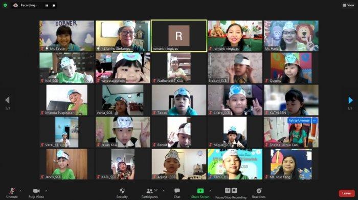 Siswa TK di Surabaya Diajak Mencintai Bumi Melalui Hal Sederhana