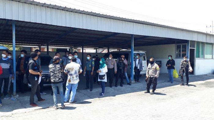 Hak Buruh di Gresik Belum Dibayar, Pabrik di Gresik Dilakukan Sita Eksekusi Aset Rp 6,7 Miliar