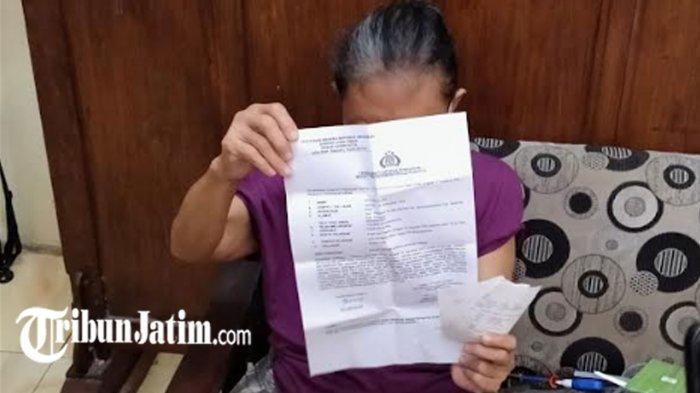 Tangis Pensiunan PNS di Kota Kediri Jadi Korban Penipuan Via Telepon, Tabungan Gaji Ke-13 Ludes