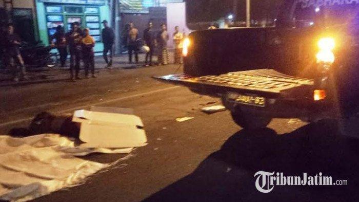 Jalan Berlubang di Kabupaten Jombang Kembali Memakan Korban, Sebabkan Seorang Pengendara Motor Tewas