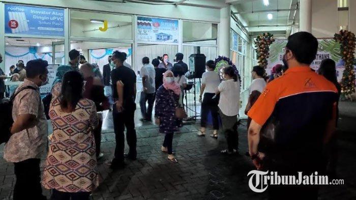 Jenazah CEO Suara Surabaya Errol Jonathan akan Disemayamkan di TPU Keputih