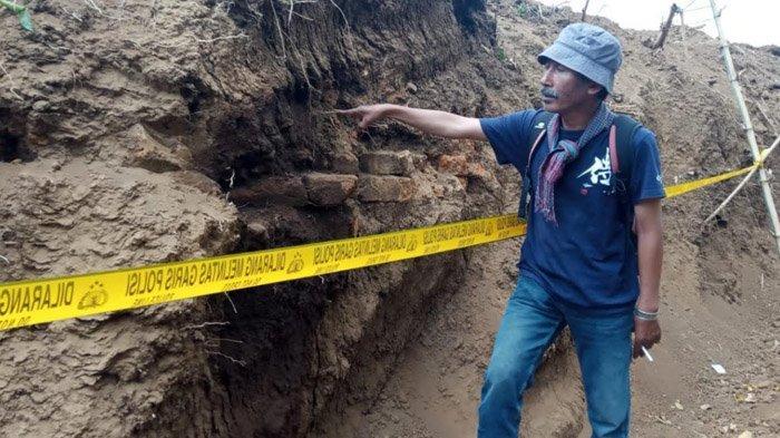 Warga Dusun Ngenep Malang Temukan Situs Purbakala, Diduga Peninggalan Zaman Kerajaan Singosari