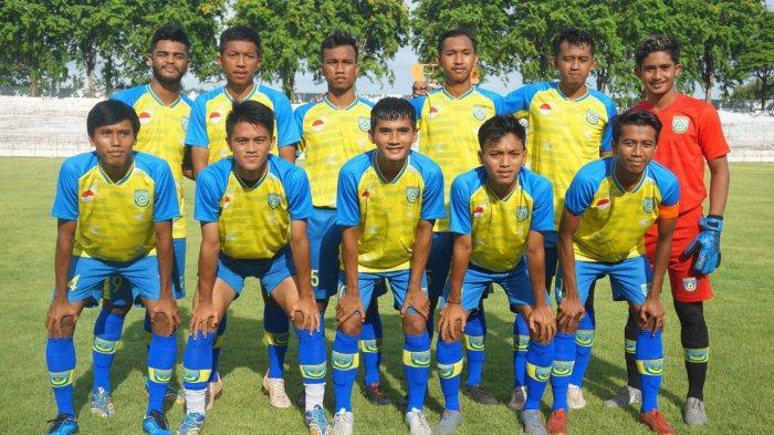 Gresik United Kebobolan Tiga Gol Lawan Tim PON Jatim