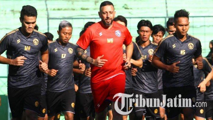 Arema FC Masih Berburu Enam Pemain untuk Lengkapi Skuat Musim 2020, Tiga di Antaranya Asing