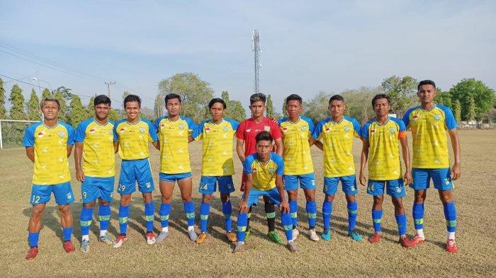 Akhiri TC di Pantai Dalegan, Gresik United Gasak Persada Tiga Gol Tanpa Balas