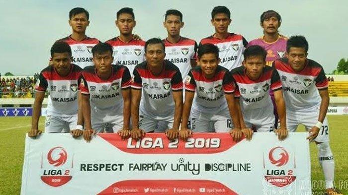 Kalah Tipis dari Martapura FC, Madura FC akan Benahi Penyelesaian Akhir Tim