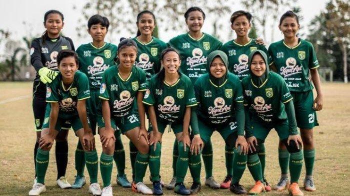 Kalahkan Bali United dengan Skor Tipis 0-1, Persebaya Putri Raih Kemenangan Perdana di Seri Keempat