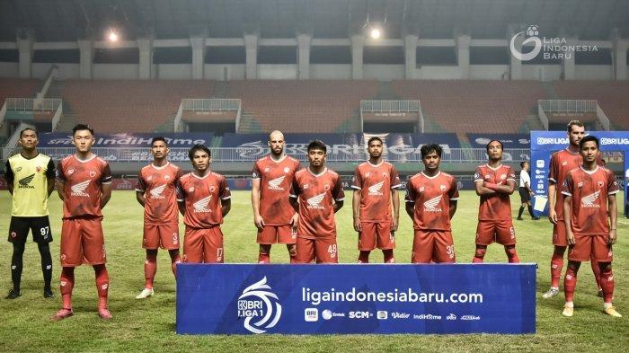 Liga 1 2021 - 5 Pemain PSM Makassar Jadi 'Tumbal' Kemenangan atas Persebaya