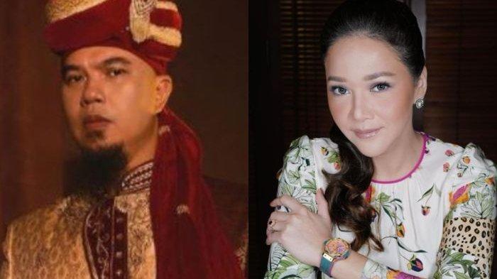 Soal pertengkaran Ahmad Dhani dan Maia Estianty, disebut masalah ego dan harga diri.