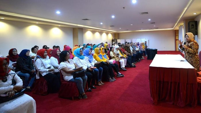 Gus Ipul-Puti Adopsi Program Surabaya untuk Jawa Timur, Risma Siap Bantu Wujudkan Demi Jatim Makmur