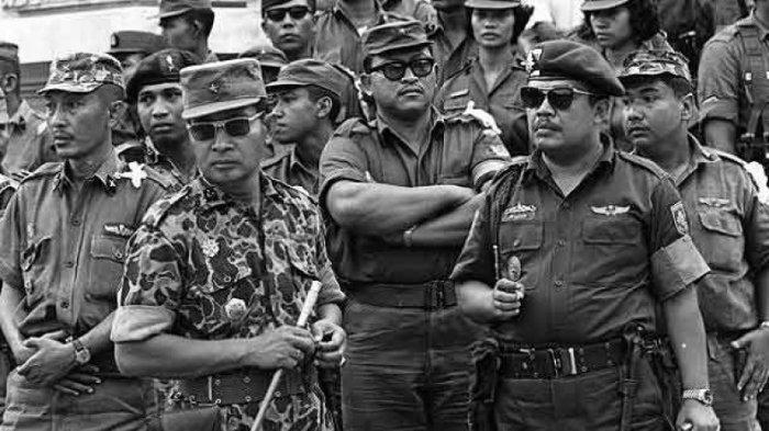 Terjawab Posisi Soeharto Berada Saat Peristiwa G30S/PKI Pecah, Nyaris Tewas Makan Racun Tikus