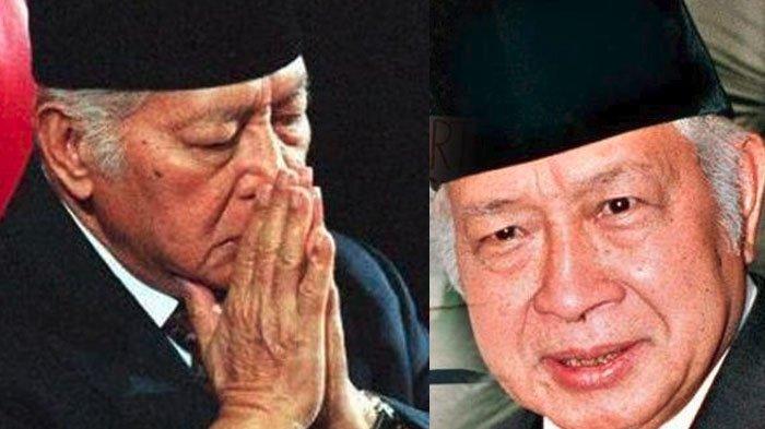 Eks Kapolri Pernah Ungkap Soal Isi Buku Khusus Milik Soeharto, Diberi Daftar Urut
