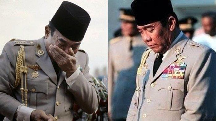 Soekarno Tiba-Tiba Hentikan Pidato seusai G30S/PKI Akibat Selembar Nota dari Ajudan, Isi Mencekam
