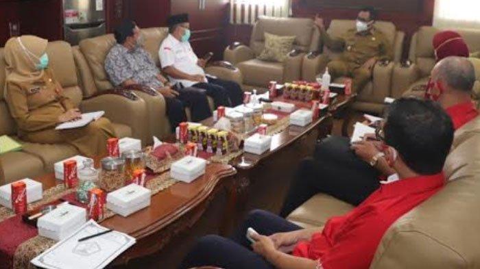 Wakil Wali Kota Malang Bung Edi Apresiasi Gerakan 'Plasma Haro', Gotong Royong Atasi Covid-19