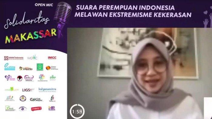 "Open Mic ""Solidaritas Makassar"", Bupati Banyuwangi: Libatkan Perempuan Lawan Terorisme"