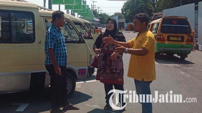 Terminal Joyoboyo Surabaya Direlokasi ke Jl Gunungsari yang Tak Nyaman, Para Sopir Angkot Mengeluh