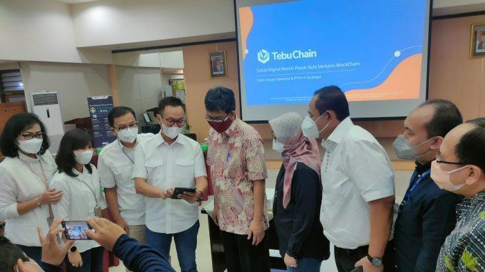 PTPN XI Gandeng BRI Kembangkan Program TebuChain, agar Petani Mudah Dapat Kredit Usaha