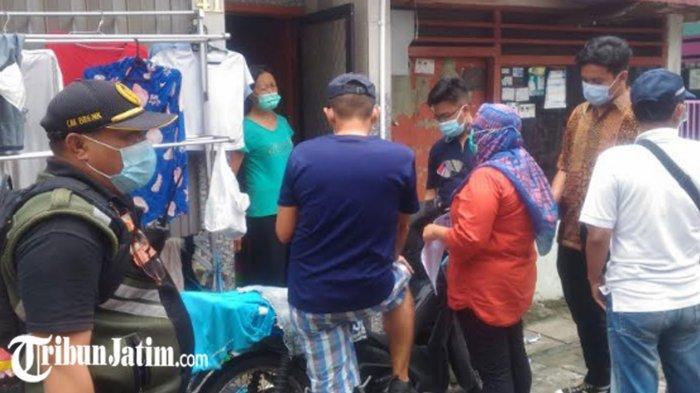 3 Pilar Kelurahan Tambaksari Lakukan Contact Tracing, Imbau Masyarakat Kurangi Mobilitas