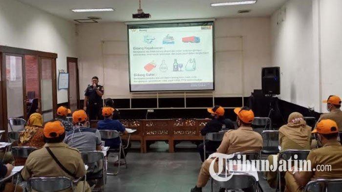 Gempur Peredaran Rokok Ilegal di Kabupaten Malang, Diskominfo Gencarkan Sosialisasi Ketentuan Cukai