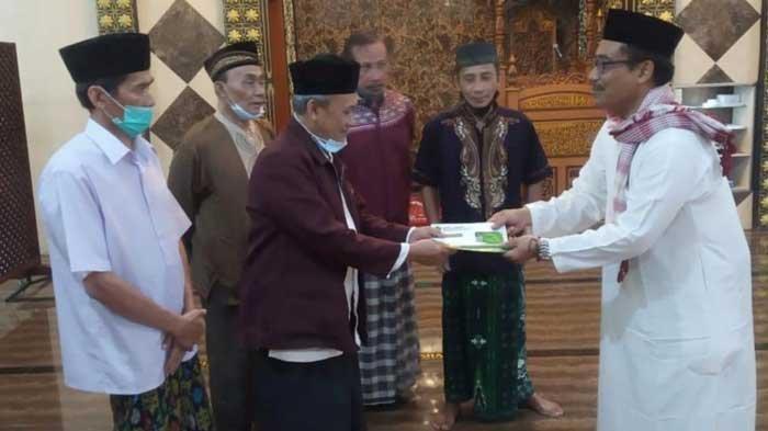 Bantu Masyarakat, Bimas Islam Kemenag Kota Malang Gagas Revitalisasi Masjid Mandiri Ekonomi