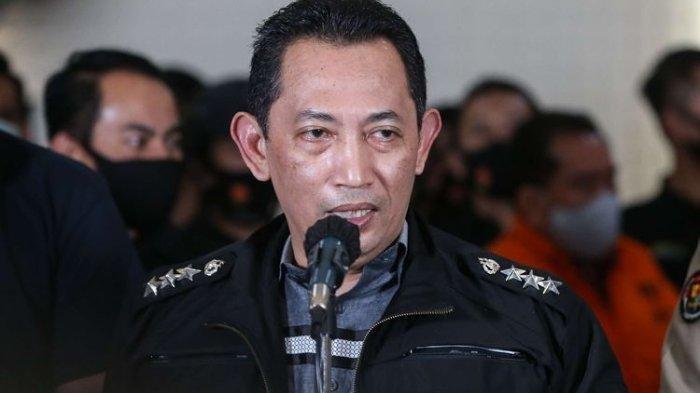 Profil-Biodata Listyo Sigit Prabowo, Kapolri Baru dan Termuda, Lihat Kasus yang Pernah Diungkap