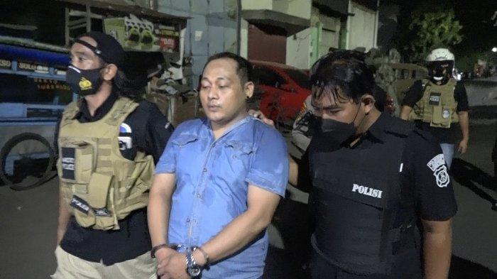 Razia Gabungan di Jalan Kunti, Polisi Tangkap 1 Orang Hasil Tes Urin Positif Sabu, 4 Poket Sabu