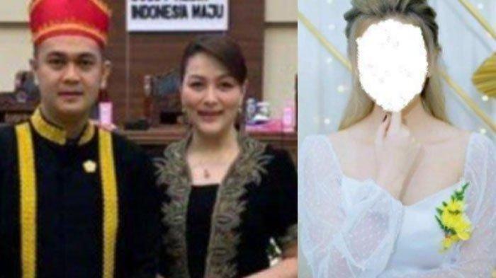 Siapa Angel Wanita yang Dipergoki Istri Wakil Ketua DPRD Sulut? Miris Karir & Pernikahan Si Politisi