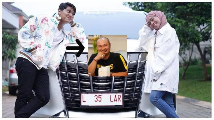 Terungkap Sosok yang Beri Hadiah Pernikahan Alphard untuk Billar & Lesty, Pengusaha Kaya Asal Jember