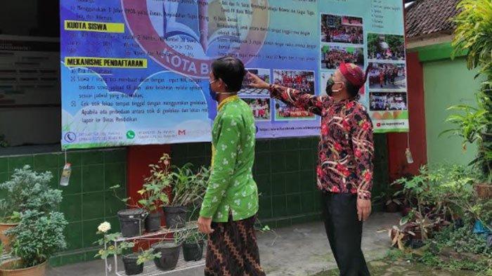 PPDB Online SD di Kota Blitar, Sekolah Sediakan Admin Bantu Orang Tua Daftarkan Anaknya