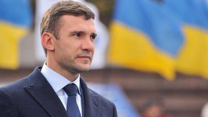 Legenda AC Milan Andriy Shevchenko Buka Peluang Jadi Pelatih Rossoneri