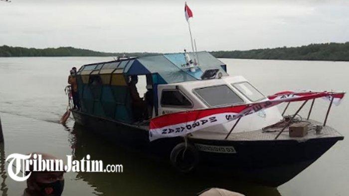 BUMDes Marparan Operasikan Speed Boat KM Trunojoyo III Sampai Malam, Solusi Minim Transportasi Laut