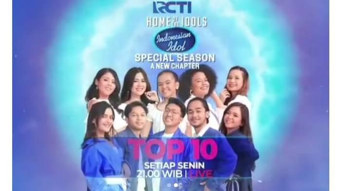 Link Live Streaming Indonesian Idol Top 10, Kontestan akan Bawakan Lagu Dendang Dangdut dan Melayu
