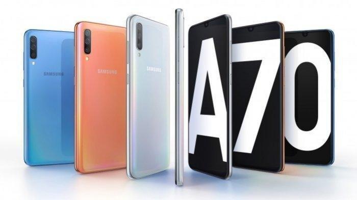 Harga HP Samsung Terbaru Desember 2019, Ada Promo Cashback hingga Rp 3,5 Juta sampai 5 Januari 2020